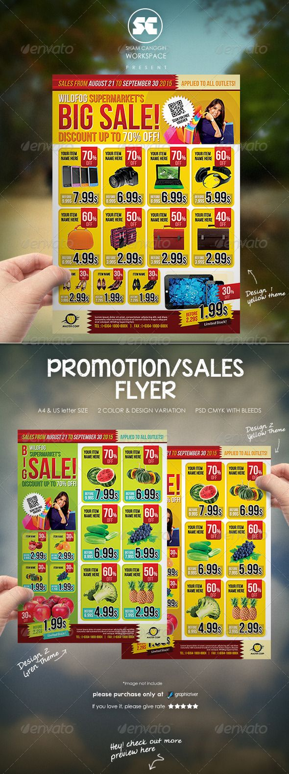 best images about psd s promotion flyer template on 17 best images about psd s promotion flyer template flyer template the smart and computer s