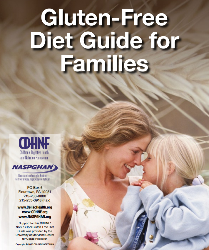 Do you or your loved one have Celiac Disease? Learn more ...