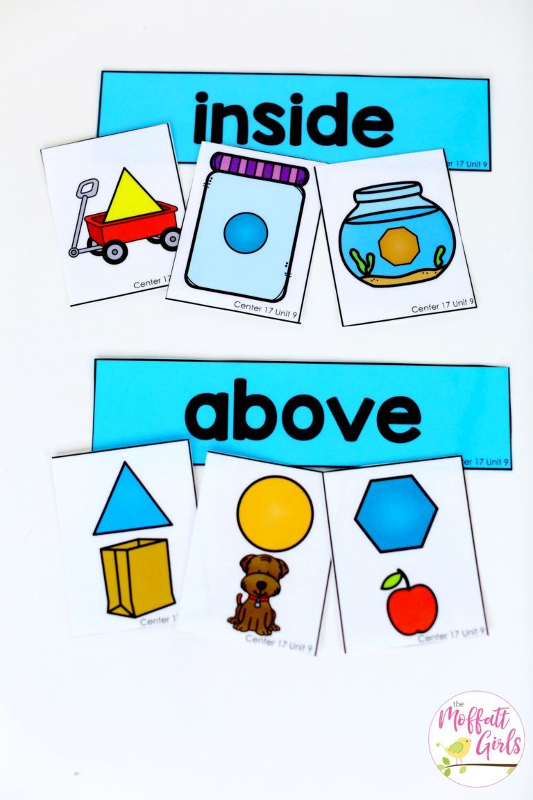 Kindergarten Math Curriculum Shapes Pinterest