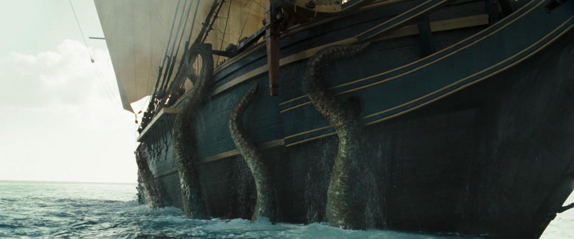 картинки пираты карибского моря кракен городами-призраками китая