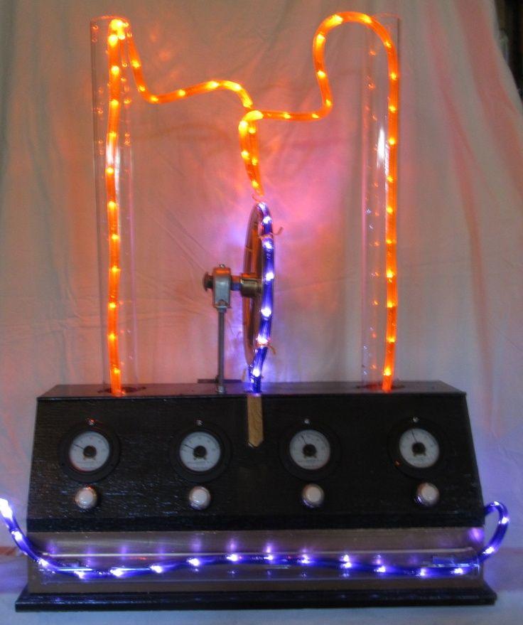 Halloween Frankenstein Mad Scientist Lab prop - we used acrylic - mad scientist halloween decorations