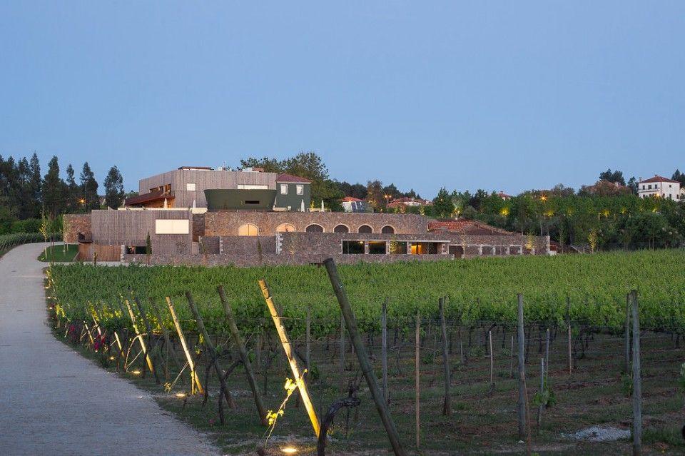 葡萄酒庄园主题酒店Monverde, photo by José Campos http://www.gooood.hk/monverde-wine-experience-hotel-by-fcc-arquitectura-paulo-lobo.htm