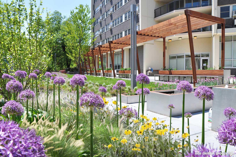 Site Design Group Ltd Chicago Landscape Architecture Urban Design Architecture Affordable Housing Landscape Architecture Chicago Landscape