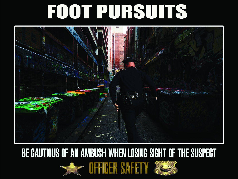 Police Officer Safety Training Motivation