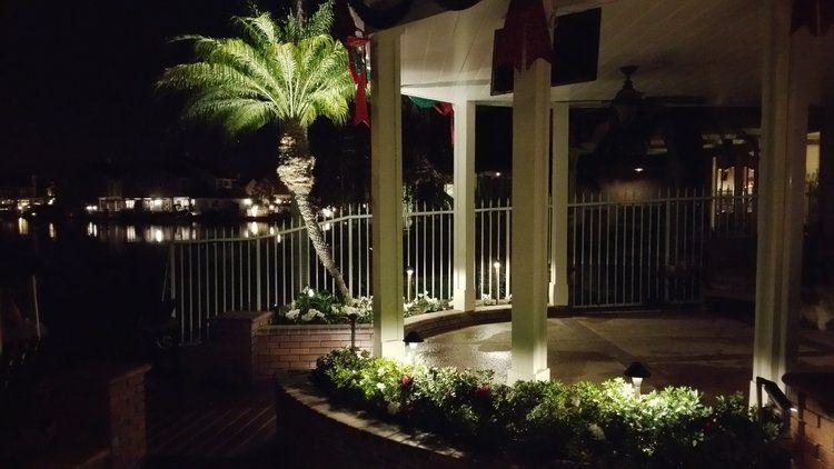 yorba linda professional outdoor landscape lighting professional
