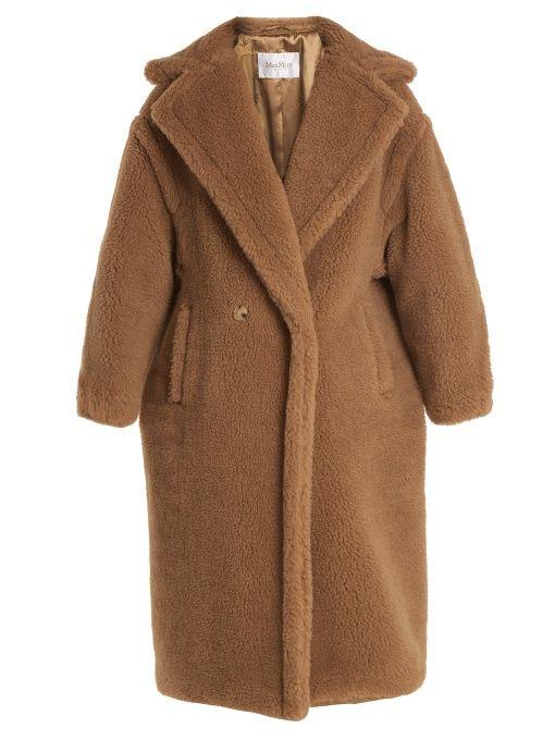 0a905466 Max Mara Aurelia coat | Max Mara | Max mara teddy coat, Oversized ...