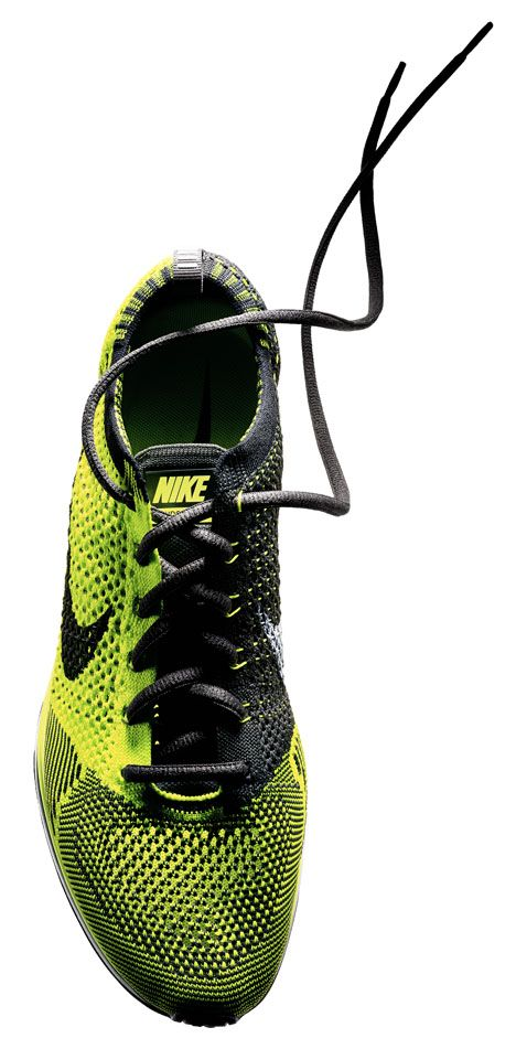 Nike Flyknit -1) a lighter weight product, and 2) less waste,. Flyknit Racer Nike FlyknitRunning Shoes ...