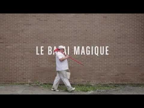 Festival de Magie de Québec - Le balai magique - YouTube