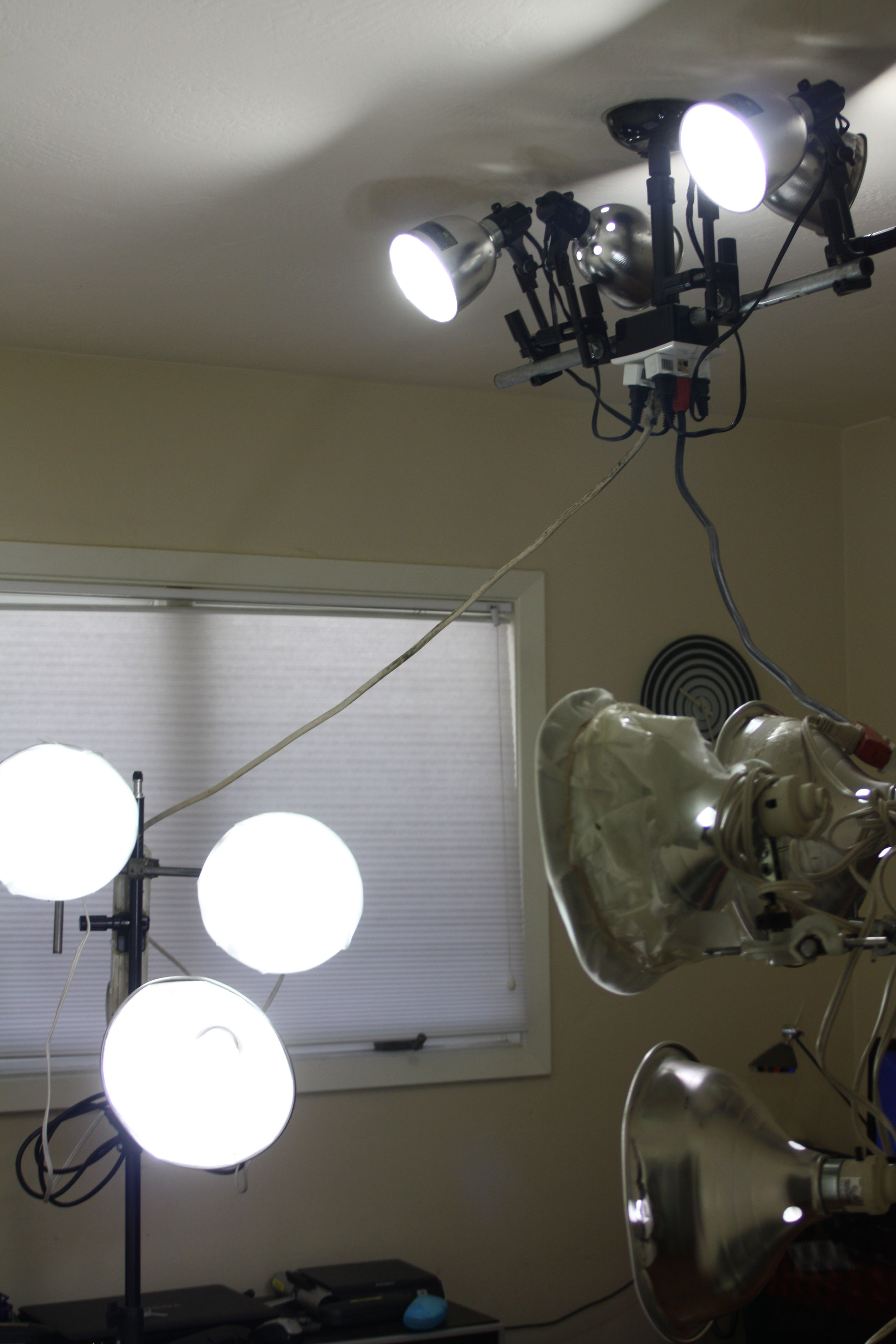 Office Video Studio Setup