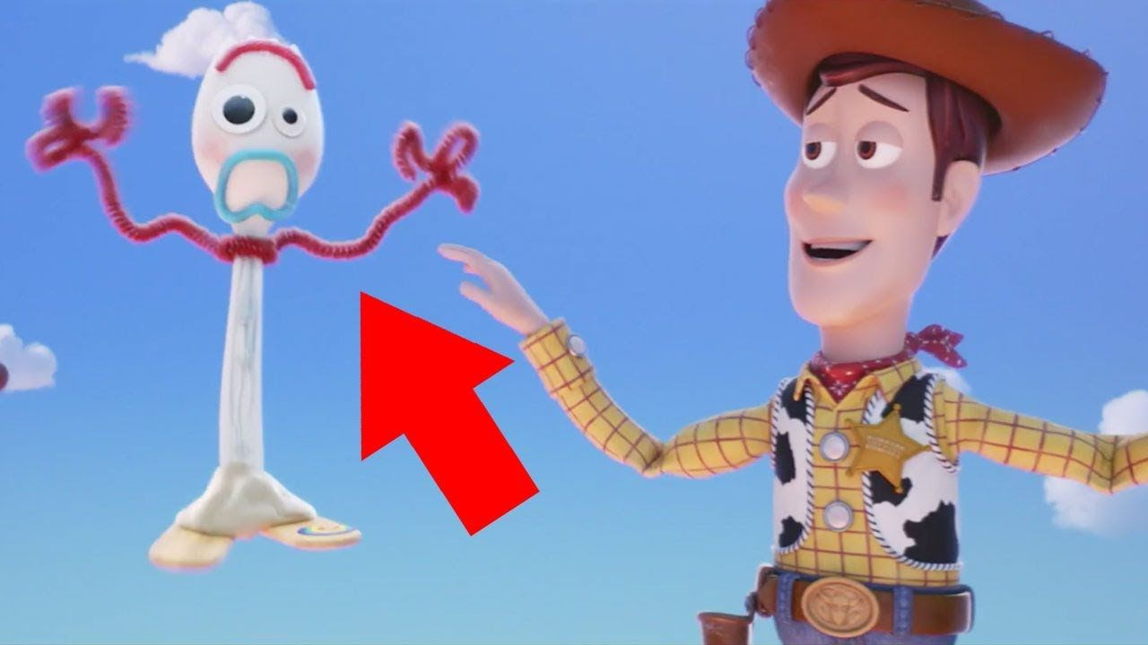 Toy story teaser trailer breakdown everything we know about forky