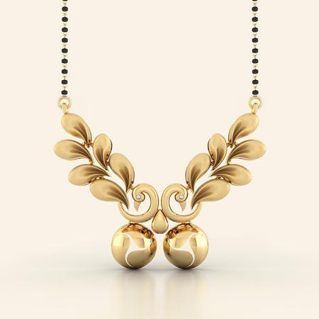 Mayuri gold mangalsutra Mangalsutra Pinterest