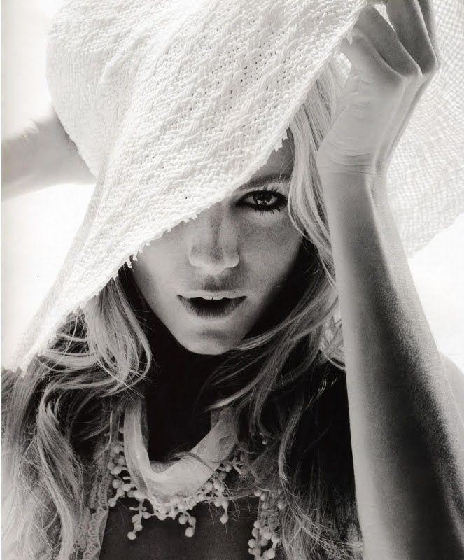 Sienna Miller - Bohemian Beach Babe