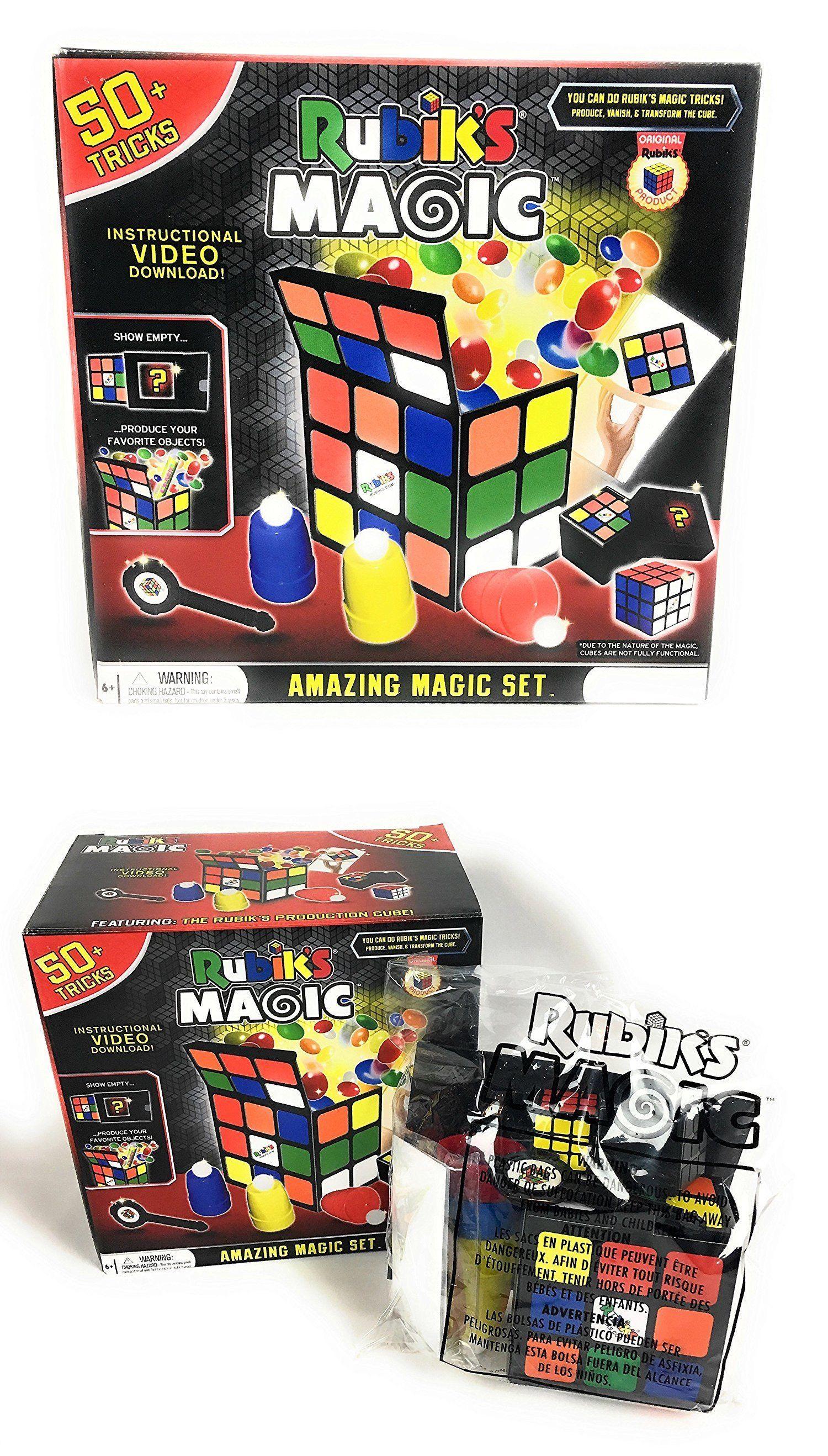 Tricks Fun Kids Gift Idea! NEW Fantasma Amazing Easy Magic Grand Illusions 200