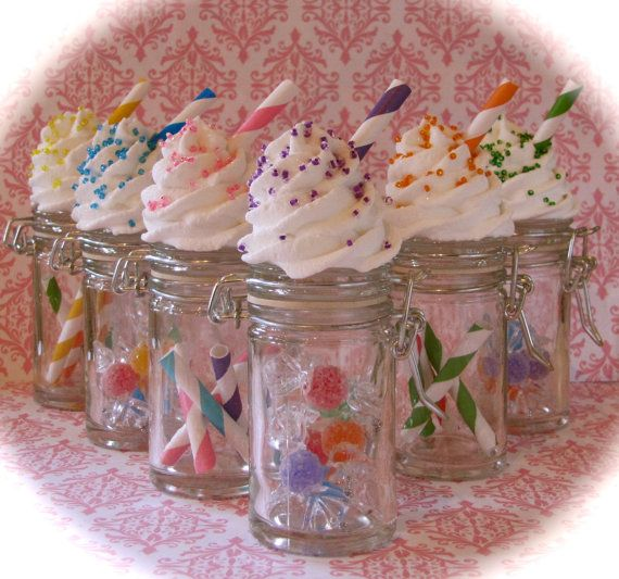 Candy Land Inspired Jar Collection Set 6 Orig. 12 Legs Concept Fab Candyland Birthday Favor/Decor Idea on Etsy, $28.00