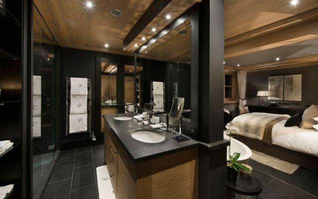 Le Petit Palais - un chalet de luxe à Courchevel | Alaska cabin and ...