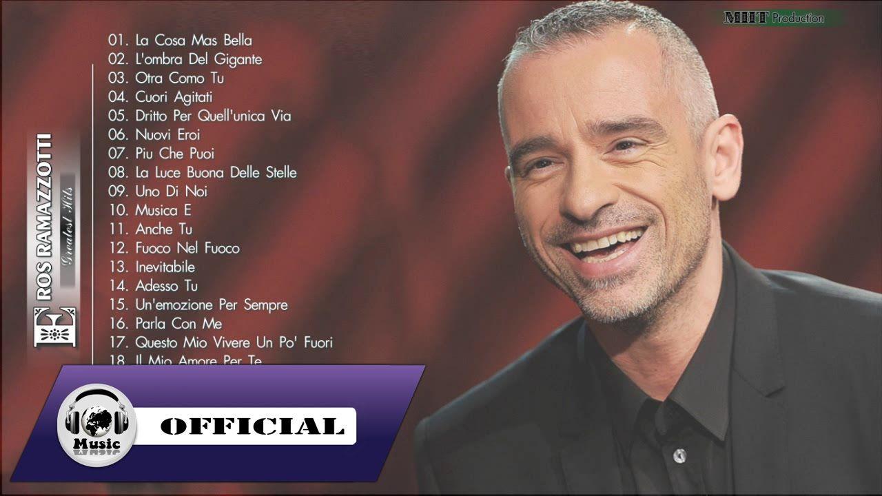 ramazzoti music eros