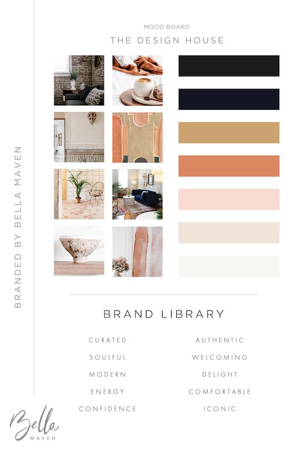 Interior Designer Color Palette Mood Board Logo Design Color Palette Color Palette Design Website Color Palette