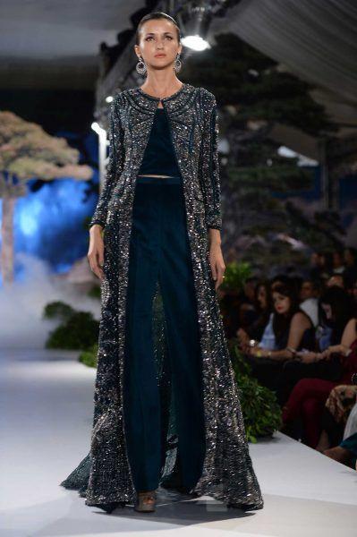 Roses and Rueu0027 by Sana Safinaz at Fashion Pakistan Week 2017 - m bel rehmann k chen
