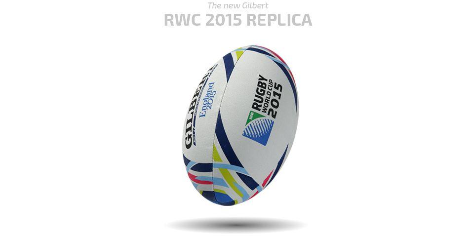 Gilbert Rugby - ReplicaballShowcase | Rugby's Original Brand.