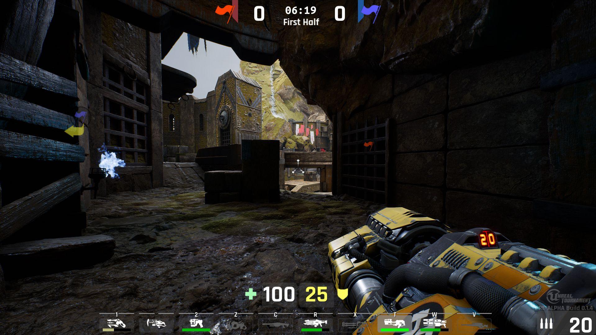 UT flak cannon Unreal tournament, Tournaments, Coloring