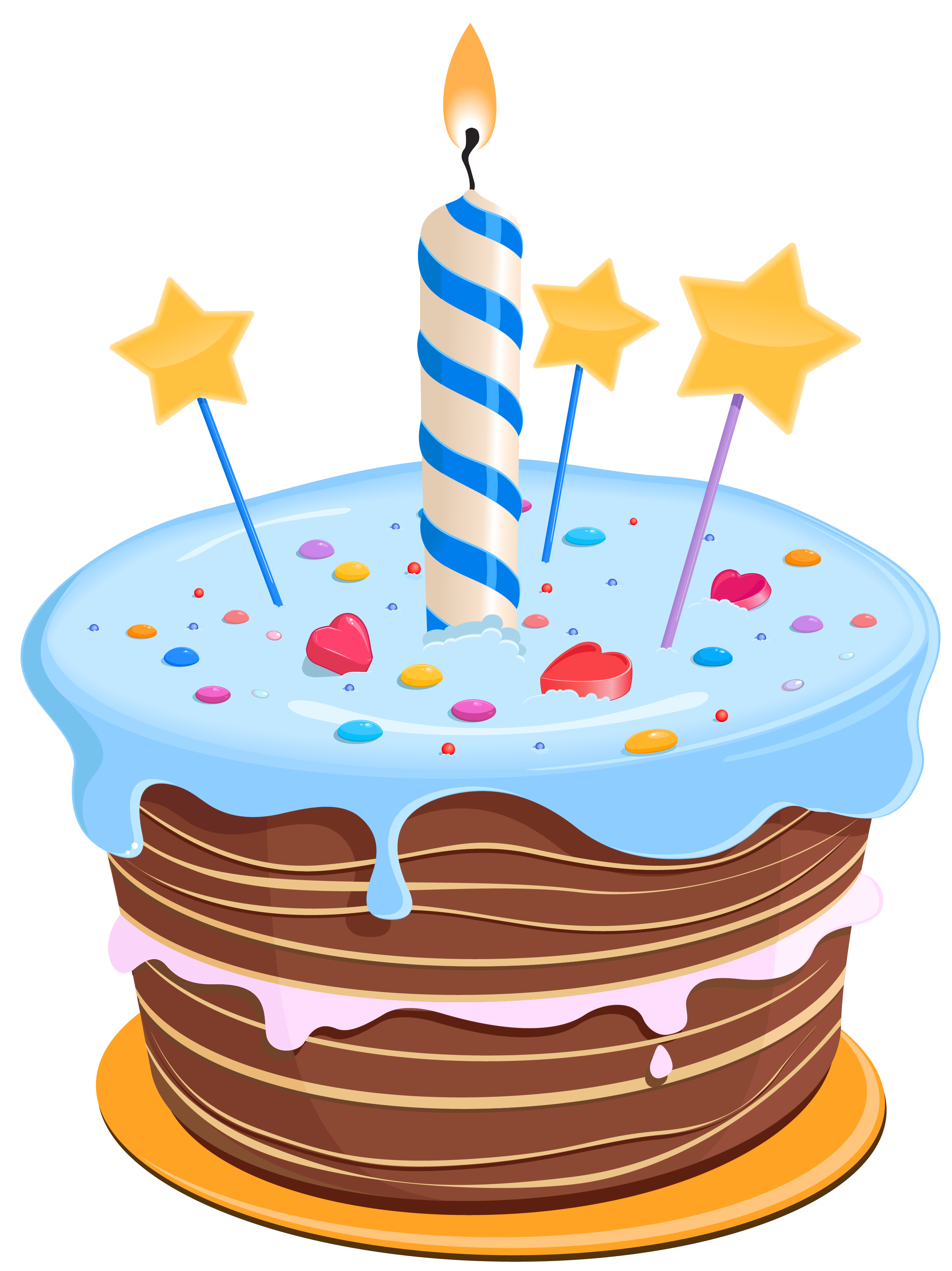 Swell Set These Cute Birthday Cake Clipart As Desktop Profile In Your Pc Personalised Birthday Cards Paralily Jamesorg