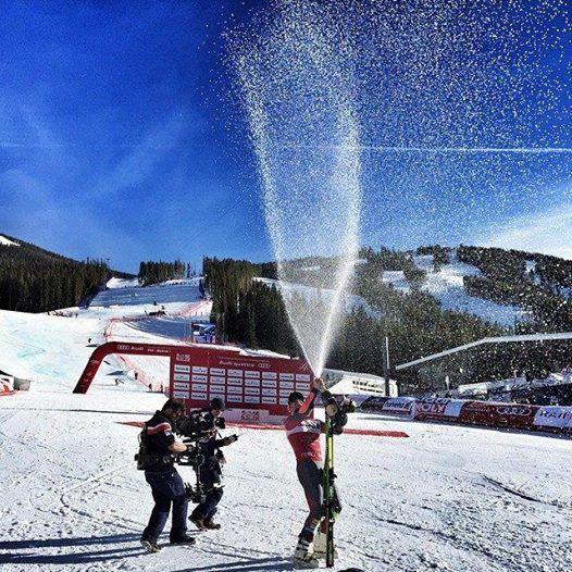 Ted Ligety Ski racing  World Alpine Ski Championships 2015 held at @vailmountain @Beavercreek www.familyskitrips.com