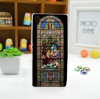 Vintage Style Aztec Tribal Totem Soft TPU & Hard PC Cover Case For Sony Xperia M4 Aqua Dual E2303 E2333 E2353 Phone Capa Shell