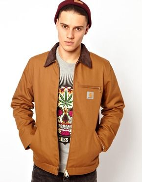 b75603810747 carhartt Jacket from ASOS