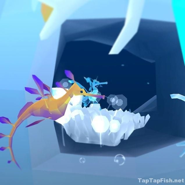 Weedy Seadragon - AbyssRium: Tap Tap Fish