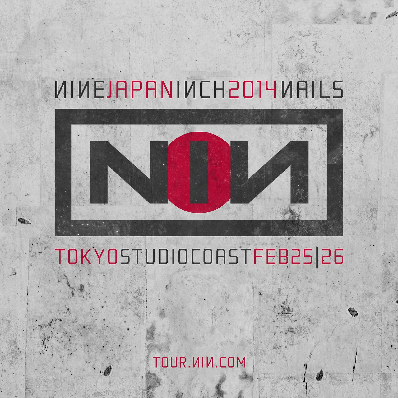 We\'re returning to Tokyo, Japan for 2 shows at Studio Coast on ...