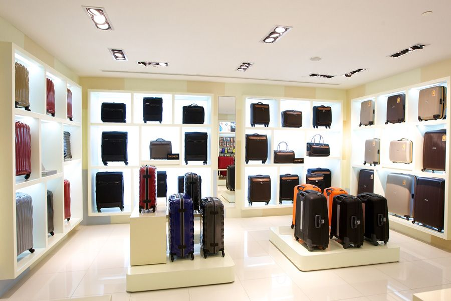 50abdd2464 Samsonite Launches its Malaysian Flagship Store in Suria KLCC ...