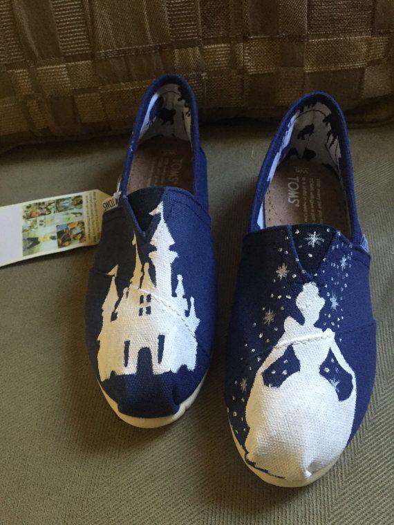 Disney Cendrillon Toms Chaussures Pour Femmes XWgyR