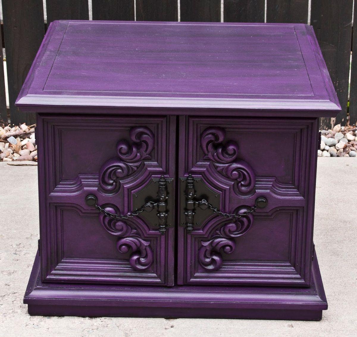 best 25 purple spray paint ideas on pinterest crafts with wine bottles decorative glass. Black Bedroom Furniture Sets. Home Design Ideas