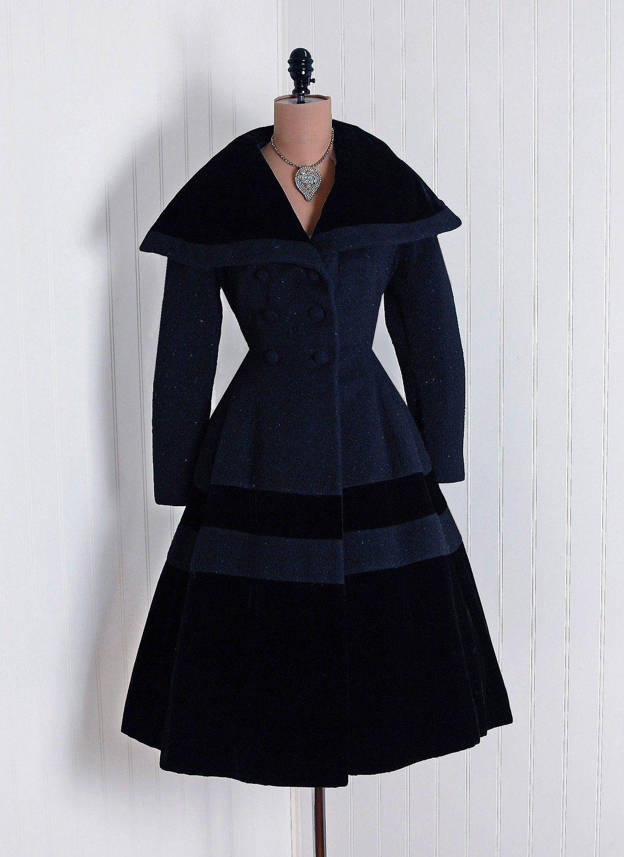 Lilli Ann, 1950s  Timeless Vixen Vintage  omgthatdress