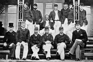 Australia In 1882 The Series From Which The Ashes Were Born Ashes Cricket Cricket Club Melbourne Cricket Ground