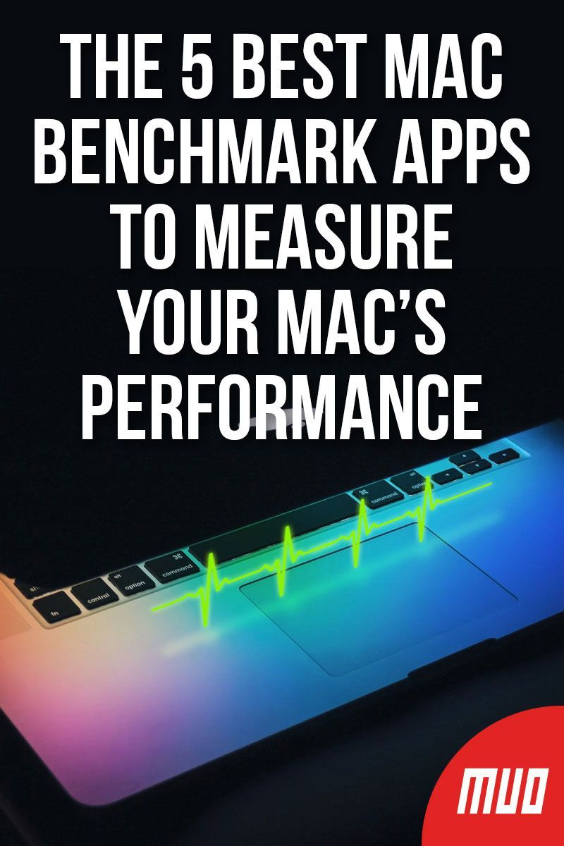 The 5 Best Mac Benchmark Apps to Measure Your Mac's