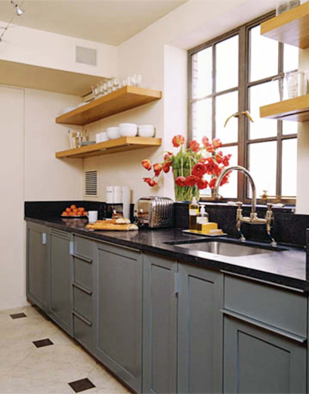Two tone kitchen cabinets ideas for inspired your home kitchen