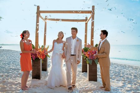 Sandals Negril All Inclusive Jamaica Weddings
