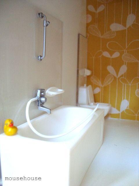 Voorbeeld badkamer, zo'n eendje wil ik ook!