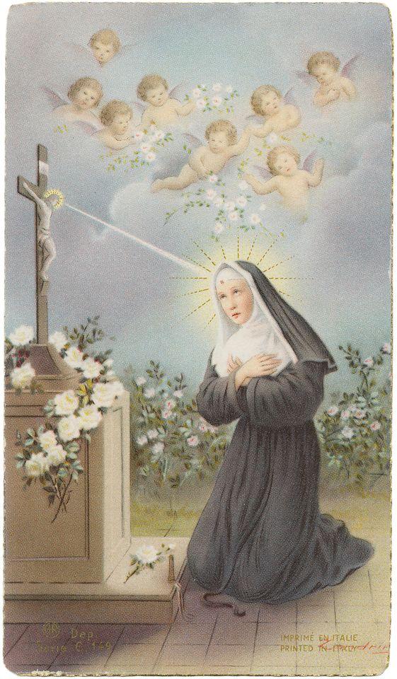 Patrons Saints for the Divorced