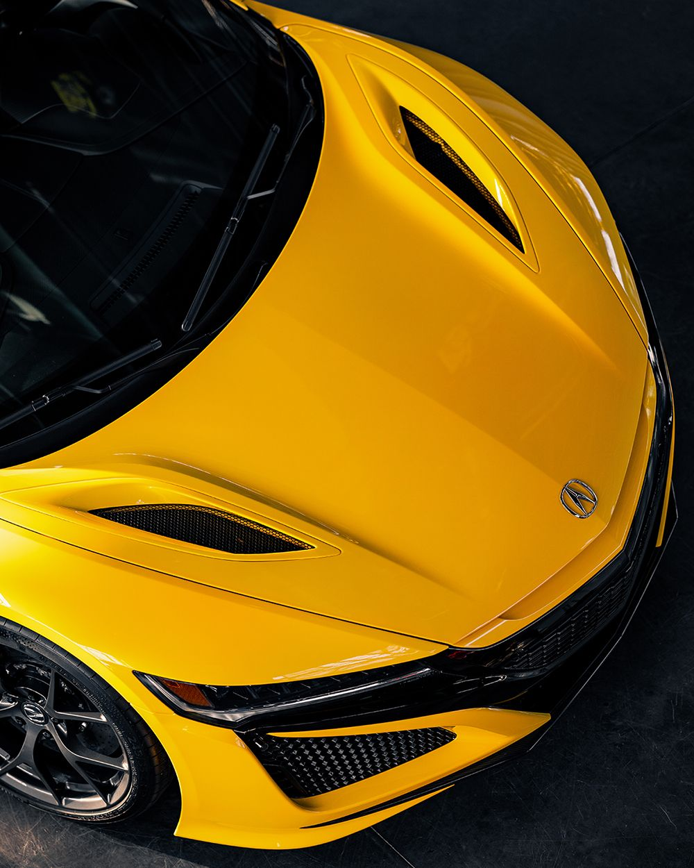 Indy Yellow Pearl #NSX In 2020