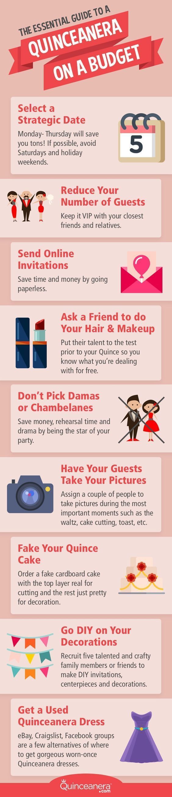 9d5b8027395ccd Here is a list of important details you should consider when planning your  dream XV celebration.    Read more reviews of the topic by visiting the  link on ...