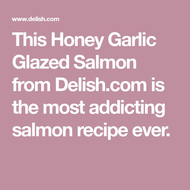 Weeknight Dinner's MVP: Honey Garlic Glazed Salmon