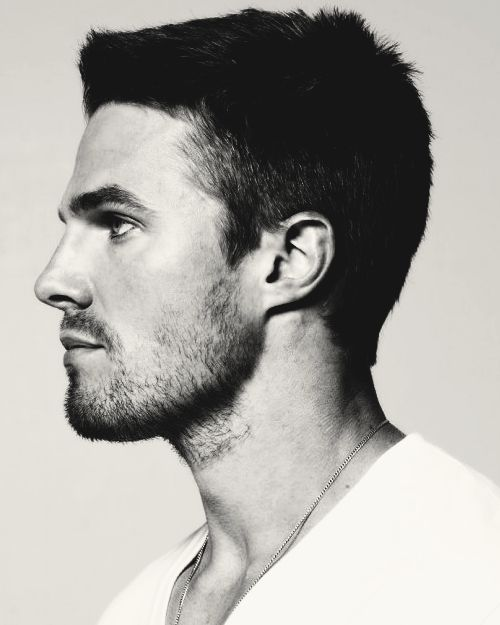 stephen amell haircut - google