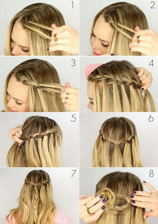Hair Styling; Curly Hair Style; Long Hair Style; Short Hair Style; Temperament H…