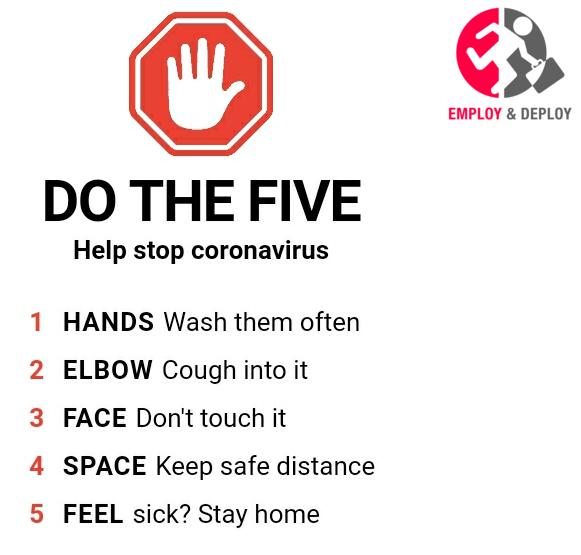 Pin on Coronavirus Safety