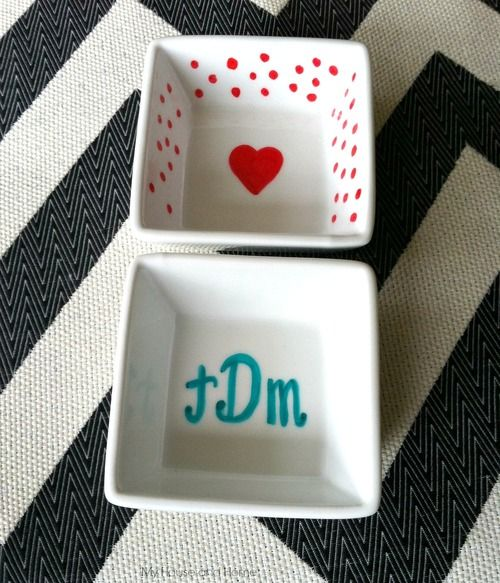 {DIY} Perfect little ringdish - My House and Home