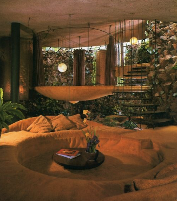 Photo of We Could all Use a Good Conversation Pit Right About Now