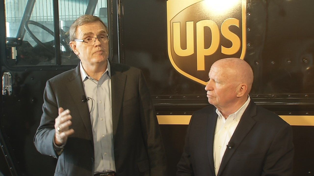 UPS CEO says tax reform could deliver more jobs to its