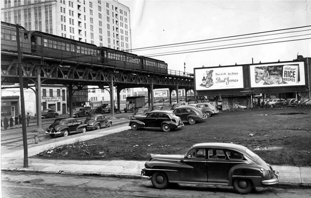 PTC Market St.Cars on MFSE. Philadelphia history, City